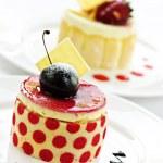 Desserts — Stock Photo