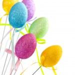 Easter egg toys — Stock Photo #4518617
