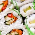 Sushi platter — Stock Photo #4519834