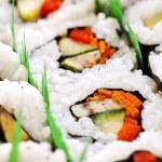 Sushi platter — Stock Photo #4519835