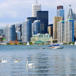 Toronto skyline — Stock Photo #4519875
