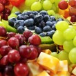 Fruit tray — Stock Photo #4519907