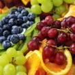 Fruit tray - Stock Photo