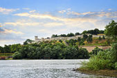 Kalemegdan fortress in Belgrade — Stock Photo