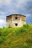 Nebojsa wieża w belgradzie — Zdjęcie stockowe