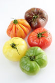 Heirloom tomatoes — Stock Photo