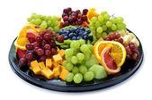 Fruit tray — Stock Photo