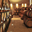 Wine barrels — Stock Photo #4520065
