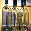 Wine bottles - Stok fotoraf