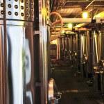 Виноделия Оборудование — Стоковое фото