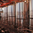 Stock Photo: Wine making equipment