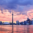Toronto skyline — Stock Photo #4564475