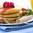 Pancakes breakfast - Photo