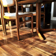 Hardwood floor — Stock Photo #4565510