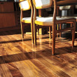 Stock Photo: Hardwood floor