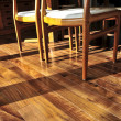 Hardwood floor — Stock Photo #4565515