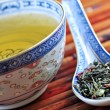 Green tea — Stock Photo #4565551