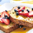 French toast — Stock Photo #4565631