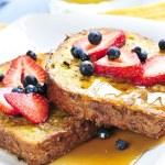 French toast — Stock Photo #4565631