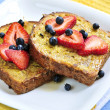 French toast - Stock Photo