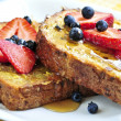 French toast - Foto Stock