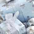 Christmas gift boxes — Stock Photo #4565828
