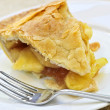 Slice of apple pie — Stock Photo #4566315