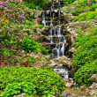 Cascading waterfall — Stock Photo