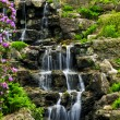 Cascading waterfall — Stockfoto