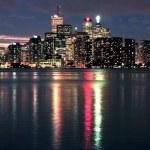 Toronto skyline — Stock Photo #4566733