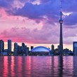 Toronto skyline — Stock Photo #4566737