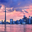 Toronto skyline — Stock Photo #4566746