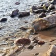 Rocks in water — Foto Stock