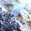 Stock Photo: Dried lavender