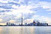 多伦多天际线 — 图库照片