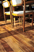 Hardwood floor — Stock Photo