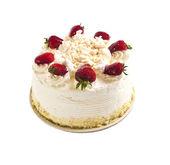 孤立的蛋糕 — 图库照片