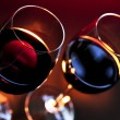 Wineglasses - Foto Stock