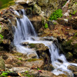 Stock Photo: Cascading waterfall
