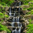 Cascading waterfall — Stock Photo #4635449