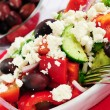 Greek salad — Stock Photo #4636672