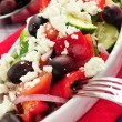 Greek salad — Stock Photo #4636674