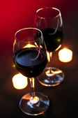 Wineglasses — Stock Photo
