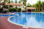 Yüzme havuzu — Stok fotoğraf