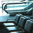 Airport interior - Stockfoto
