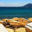 Beach in Cannes France — Stock Photo #4641741