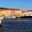 Boats at St.Tropez — Stock Photo #4641833