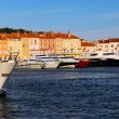 Boats at St.Tropez — Stock Photo
