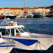 Boats at St.Tropez — Stock Photo #4641843