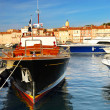 Boats at St.Tropez — Stock Photo #4641850